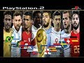 Download Video Download PS2 REVIEW  PES 2018 DLC FIFA World Cup Russia (Kempes & Palomo) Version by Crymax 3GP MP4 FLV