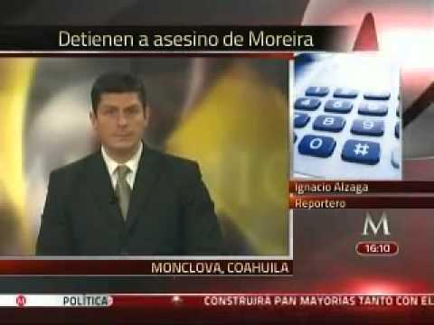 Detienen a autor material de asesinato del hijo de Moreira