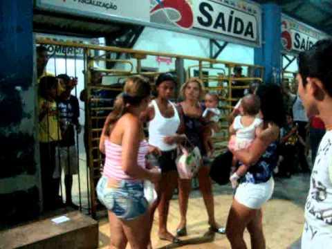 FLAGRA Briga mulher X mulher no terminal Urbano de RIO BRANCO