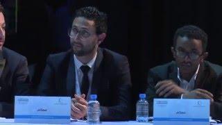 المناظرة النهائية في البطولة الدولية الثالثة لمناظرات المدارس باللغة العربية بين قطر و سوريا