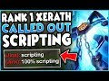 #1 XERATH WORLD REPORTED FOR SCRIPTING IN RANKED?!? SEASON 9 XERATH MID GAMEPLAY - League of Legends