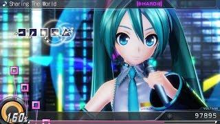 【初音ミク】「Project DIVA X HD」で遊べる全32曲を総まとめしました!【Project DIVA X HD】