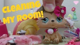 LPS- Cleaning My Room [Skit]