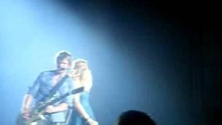 Taylor Swift & Rascal Flatts Duet Part 2 8/1/08
