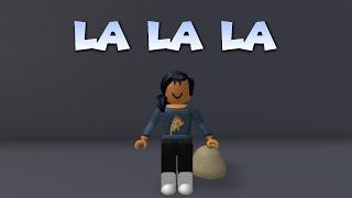La la la - Roblox Music Video