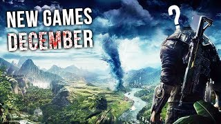 Top 10 NEW Games of December 2018