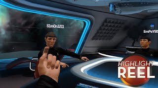 Highlight Reel #309 - Finally, You Can Flirt With Vulcans