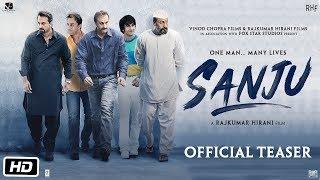 Ranbir Kapoor | Rajkumar Hirani | Sanju Official Trailer Out | Releasing on 29th June