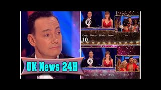 Strictly come dancing viewers accuse craig revel horwood of tactical marking to help alexandra burk