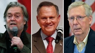 Republicans split over who's to blame for Roy Moore's loss