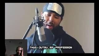 SSJ Carter: Anime Bars - Thug Jutsu REACTION!!!