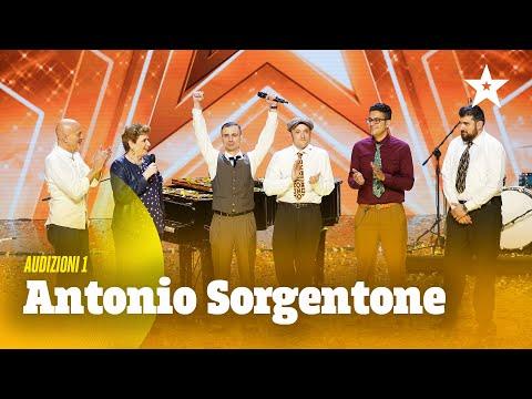 Xxx Mp4 Antonio Sorgentone Il Golden Buzzer Di Mara Maionchi 3gp Sex