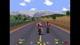 Fun Play Game Legend in 2002 ROADRASH - GamePlay Road Rash in PC Win 7 On Air