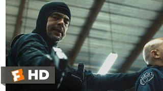 Sicario (7/11) Movie CLIP - Don't Ever Point a Weapon at Me (2015) HD
