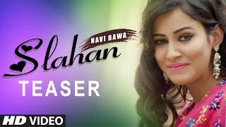 Navi Bawa : Slahan Song Teaser | Desi Crew | Full Song Releasing Soon