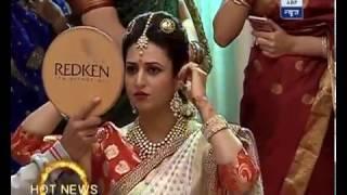 Divyanka aka Ishita did not like the jewellery given to her for south Indian wedding