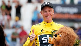 Tour de France: Chris Froome all but secures his fourth title