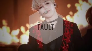 【FMV】JIMIN - AIN'T MY FAULT