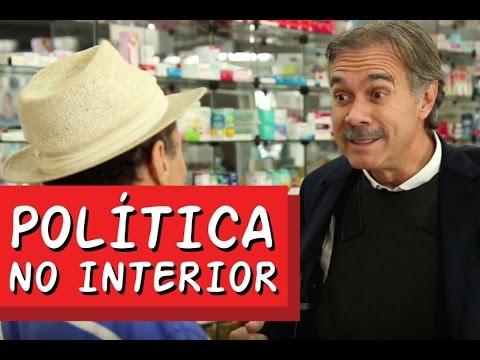 POLÍTICA NO INTERIOR Nilton Pinto & Tom Carvalho