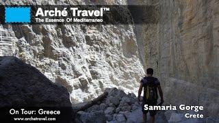 Gole di Samaria Trekking 2014 - Creta (Samaria Gorge - Crete) | FULL HD