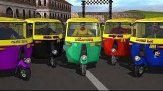 Auto Rickshaw Rash Android GamePlay Trailer