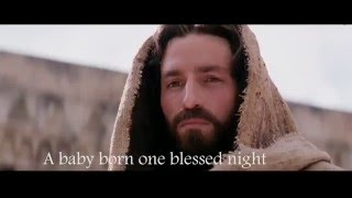 We are the reason with lyrics HD (with Passion of Christ scenes)