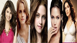 Top Beautiful,Hot Celebrities in 2018,Best Collection of 2018.Which One is Beautiful...???