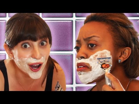 Xxx Mp4 Girls Shave Their Faces For The First Time 3gp Sex
