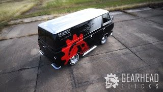 Gearhead Flicks Custom Early Econoline Van