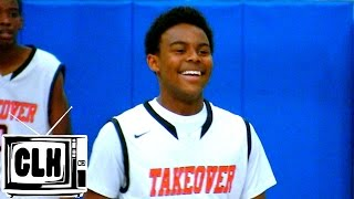 Donovann Toatley has NASTY vision and handles - Class of 2018 Basketball