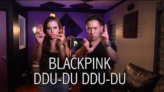 BLACKPINK - DDU-DU DDU-DU (English/Korean) | Jason Chen x Tiffany Alvord