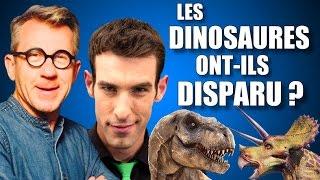 IDÉE REÇUE #23 : Les dinosaures ont disparu ? (feat. JAMY)