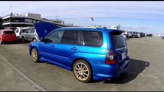 2006 Subaru Forester STi at Japanese (JDM) Car Auction