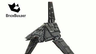 Lego Star Wars 75156 Krennic