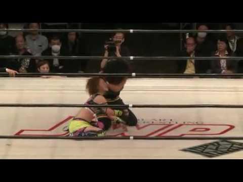 Kyoko Kimura vs  Arisa Nakajima