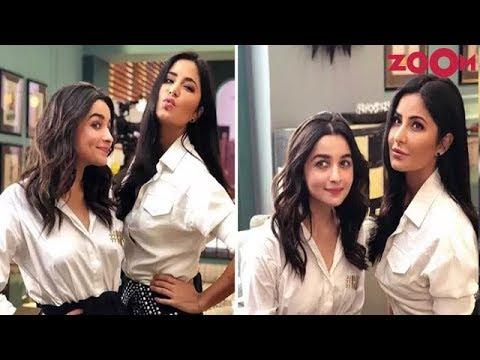 Xxx Mp4 Alia Bhatt Sends Birthday Wishes To Her BFF Katrina Kaif 3gp Sex