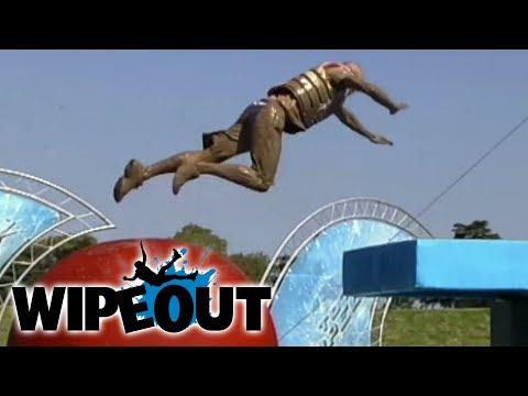 Fastest Run On Total Wipeout Ever Wipeout HD