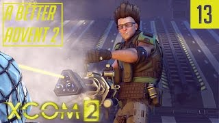 Lucky Number 13 - #13 - Let's play XCOM 2 - A Better Advent 2