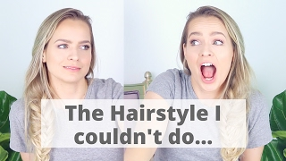 My Age . Hairstyles I can't do . Q&A!!