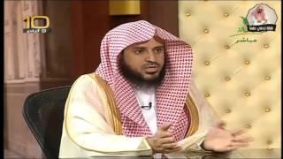 منزلة العلماء والتحذير من الوقوع في أعراضهم ... // الشيخ عبدالعزيز الطريفي