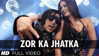 Zor Ka Jhatka Full HD Song Action Replayy