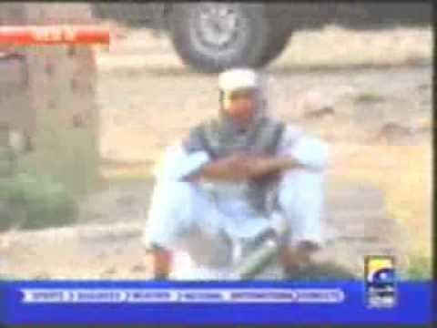 Pathan Suicide Bomber caught Geo TV News