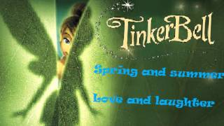 tinkerbell how to believe lyrics