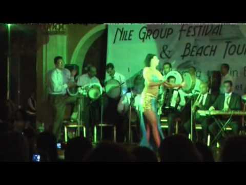 Shams Egyptian dancer شمس