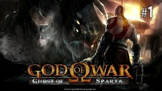 Twitch Livestream | God of War: Ghost of Sparta Part 1 [PSP/PS3]