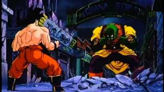 Dragon Ball Z - Lord Slug Movie VHS/DVD Trailer (2001)
