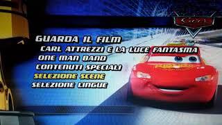 Cars motori ruggenti - sigla finale trailer 3D