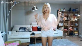 bj이설♥섹시한 현아 안무 연습중(잘나가서 그래)+경운기 춤 보너스!(dance cover)