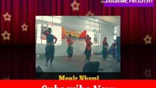 ঢাকা ইডেন কলেজ ছাত্রীদের নাঁচ || Baje re Baje Doll Baje || বাঁজে রে বাঁজে ঢোল বাঁজে বাংলাদেশের ঢোল||