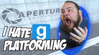 Portal Platform Fails   Deathrun w/ Diction, Chilled, GaLm & Ze